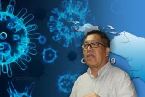 Juru Bicara Tim Gugus Tugas Percepatan Penanganan COVID-19 Papua, dr. Silwanus Sumule