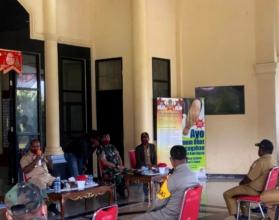 RAPAT | Rapat terbatas Pemerintah Kabupaten Puncak Jaya dengan Forkopimda di Aula Kantor Bupati Puncak Jaya. (Foto: Humas Puncak Jaya)