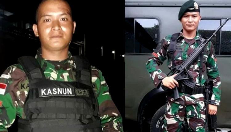 Jenazah Prajurit TNI Korban Penembakan KKSB Nduga Diterbangkan ke Aceh